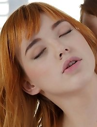 Redheads Anny Aurora And Kimberly Brix Eat Out Each Others Pussies Then Turn To Anal Play And A Lust