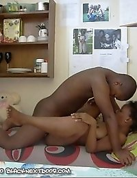 Sex with Aaliyah while nobody at home