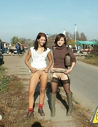 Girls just want to have naked fun